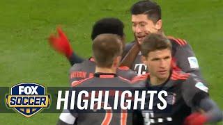 FSV Mainz 05 vs. Bayern Munich   2016–17 Bundesliga Highlights