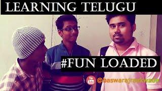 Learning Telugu | #FUN LOADED