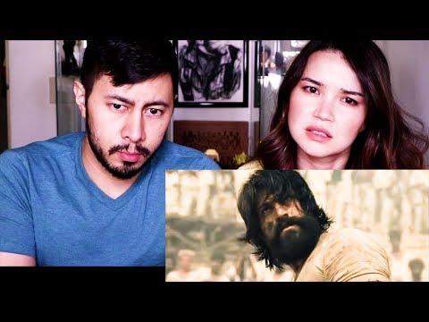 Xxx Mp4 KGF Yash Srinidhi Shetty Kannada Trailer Reaction 3gp Sex