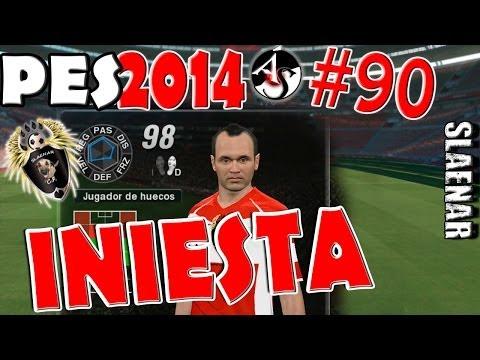 PES 2014 | Liga Master Online (PC) Fichajes galácticos.
