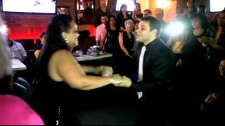 Jonathan Cabrera & Donna Moreno performing
