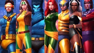 New X-MEN Universe Update + ALL Characters, Gameplay #30 | Marvel: Future Fight