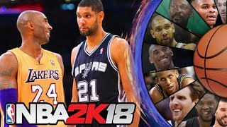 WHEEL of LOYALTY! Most Loyal Players NBA 2K18
