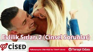 Evlilik Sırları 2 (Cinsel Sorunlar) - Terapi Odası