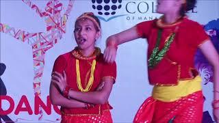 Ye daju Nasamau Mashup by Khushbu Yadav & her group, Dance Competition 2074