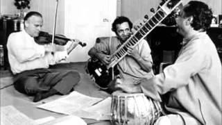Ravi Shankar, Alla Rakha, Yahudi Menuhin & ....