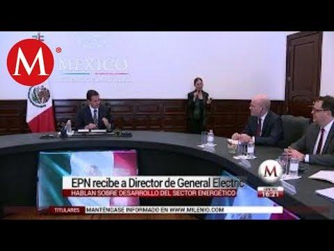 Xxx Mp4 Peña Se Reúne Con Presidente De General Electric 3gp Sex