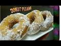 Donut Pisang tanpa Telur