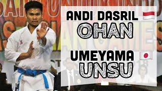 Andi Dasril (INA) Vs Umeyama Shunya (JPN) - WKF Karate 1 Series A Shanghai China