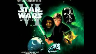 Star Wars VI - Brother and Sister / Father and Son / The Fleet Enters Hyperspace / Heroic Ewok