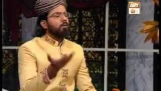 """Aks e Roo e Mustafa se by Hassan ul Mustafa From Album """"Un ke Huzoor mein"""" by QTV"""