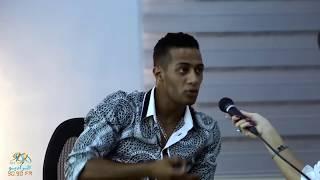 """لأول مرة  محمد رمضان يوضح وجهة نظره في كليب """"الملك"""" وتأثير الصاعقة على خطواته الفنية"""