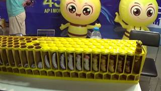 Мед, Пчелы и  Реманент на АПИМОНДИИ 2017 в Стамбуле, Турция