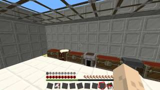 Minecraft Mod Reviews Episode 2 (Twin Tails Mod)