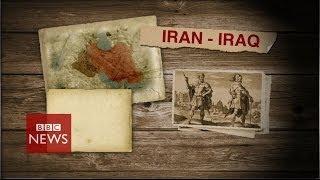 In 90 seconds: Iran & Iraq: An ancient rivalry - BBC News