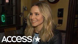 Why Kristen Bell Wanted To Bring 'Veronica Mars' Back For Her Daughters