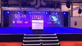 Vaper Expo UK 2017 2nd day