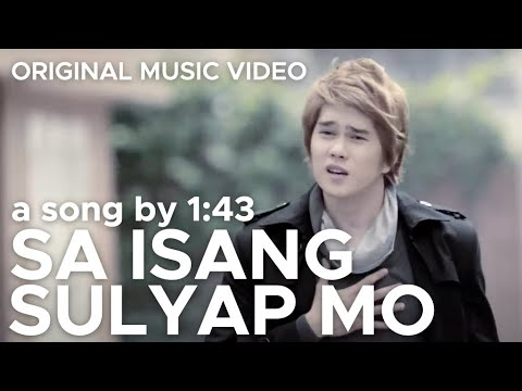 Xxx Mp4 SA ISANG SULYAP MO By 1 43 Original Official Music Video In HD 3gp Sex