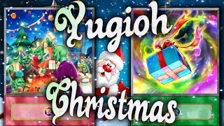 Yugioh TRAPS vs SPELLS Deck! Red vs Green! (Yu-gi-Oh! CHRISTMAS SPECIAL)