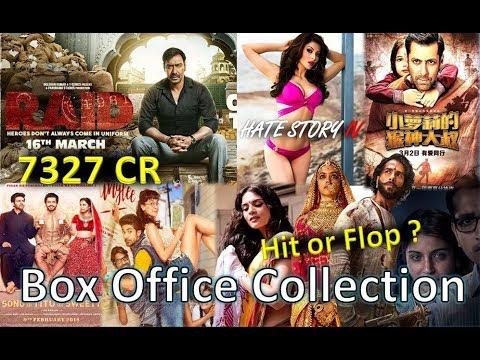 Xxx Mp4 Box Office Collection Of Raid Hate Story 4 Padmaavat Sonu Ke Titu Ki Sweety Etc 2018 3gp Sex