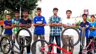 Bangladeshi MTB Stunt|||MIRPUR STUNT WARRIORS - MSW SUMMER PROMO 2K16
