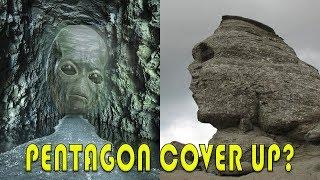 Alien Life HIDDEN Underneath The Carpathian Sphinx?