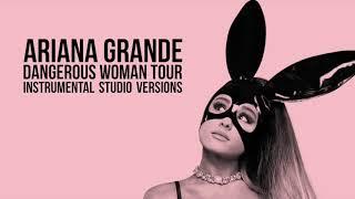 Ariana Grande - Forever Boy (Dangerous Woman Tour - Studio Instrumental Version)