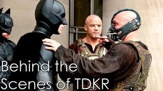 The Dark Knight Rises (2012) HD Exclusive Featurette - Making of the film