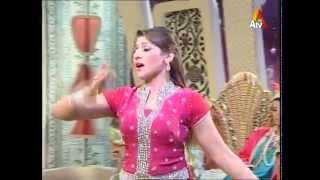 Maria Sheikh Pakistani Dancer perform on ATV