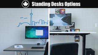 More Standing Desks! Fully Jarvis & Vivo V103E - For Canadians