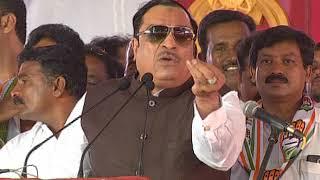 Cm Ibrahim speaking  on Pm Modi Funny Comedy Speech