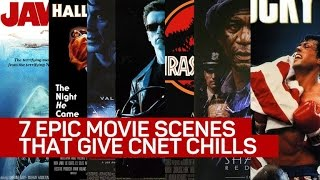 7 epic movie scenes that give CNET chills