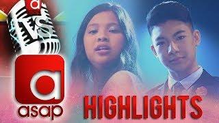 ASAP: Elha Nympha versus Darren Espanto, A vocal battle you shouldn't miss!