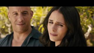 Fast and Furious 7 - House explosion