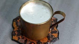 طرز تهیه شیر نارگیل تازه، طبیعی و خالص | Homemade Fresh Coconut Milk