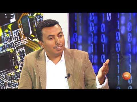 Tech Talk with Solomon Season 9 Episode 8&9 NASA Scientist Dr. Melak Zebenay
