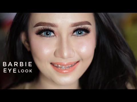 Xxx Mp4 Cara Makeup Barbie Pakai Produk Lokal Murah Tutorial Super Mudah Eyes Makeup 3gp Sex