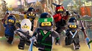 THE LEGO NINJAGO MOVIE ✔ NINJAGO CITY | Lego Ninjago Movie Gameplay