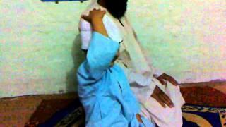 safri baba n nmaz with hasnain