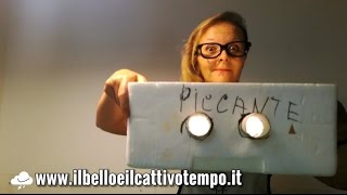 videotutorial su come fare un condizionatore  - Homemade Air Conditioner
