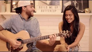 Build Me Up Buttercup (Cover) - Us The Duo