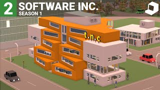 Software Inc: EP 02 - OFFICE EXPANSION
