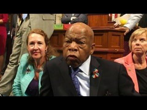 watch In denial? Democrats cast doubts on Trump's legitimacy