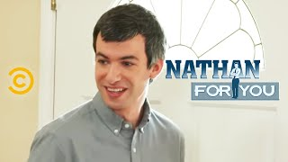 Nathan For You - Reconnecting with Ron