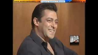 Ap Ki Adalat :SALMAN KHAN talking about SHAH RUKH KHAN SRK