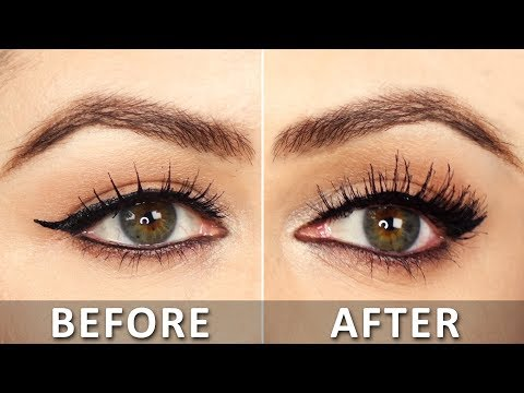 How To Apply False Eyelashes   DIY Eye Makeup Tutorials & Tips by Blusher