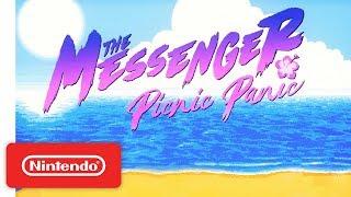The Messenger - Picnic Panic DLC Trailer - Nintendo Switch