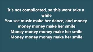 Bruno Mars  Money Make Her Smile Lyrics