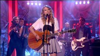 TAYLOR SWIFT RED HOT Enchanted Live Performance Interview Mine Mean Lyrics Teardrops On My Guitar