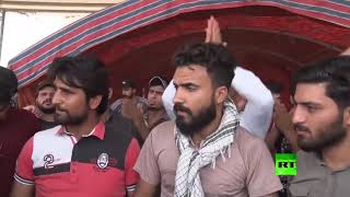 Protests in Basra-South Iraq ¦ middle east news
